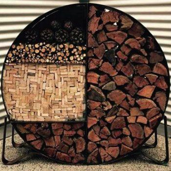 Firewood Storage Manna Gum Building And Garden Supplies Ferntree Gully