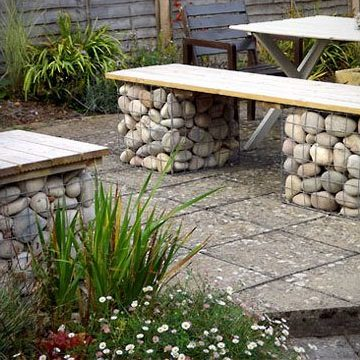 ferntree-gully-garden-features-inspiration-outdoor-seating-gabion-baskets