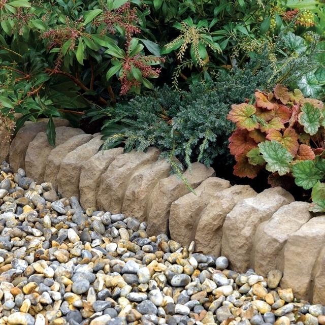 Stones As A Mulch