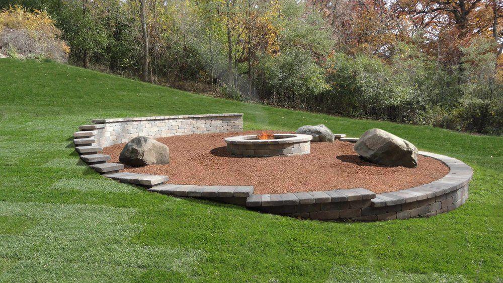 Garden Feature Firepit