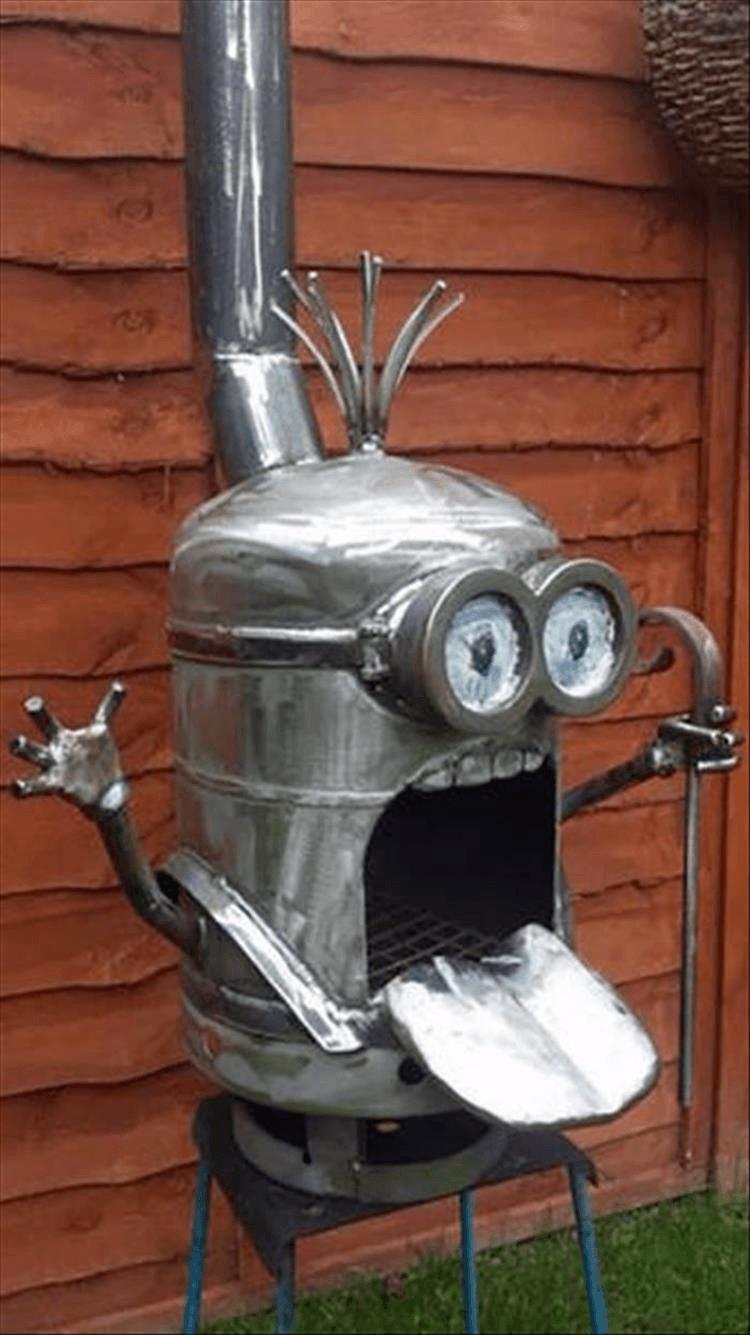 Minion Firepit