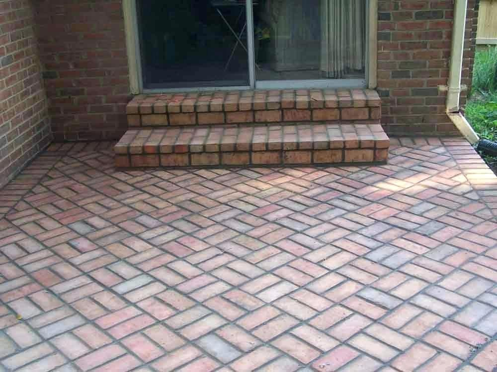 Brick Paver Patterns For Patios Mycoffeepot Org