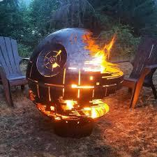 Death Star Firepit
