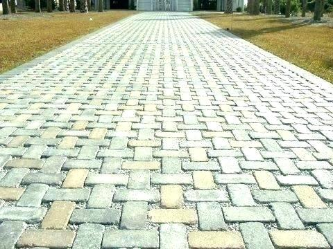 II Brick Pattern Drive