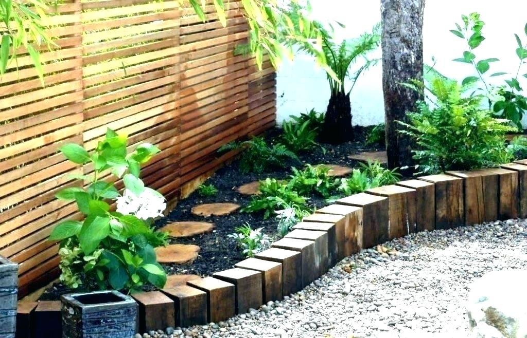 Wood Used For Edging