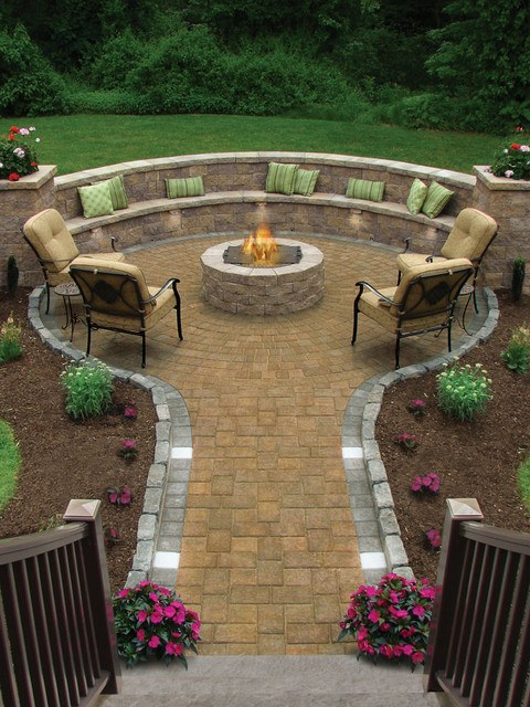 The Open Culdesac Firepit