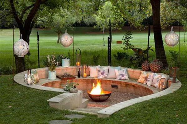 The Culdesac Firepit