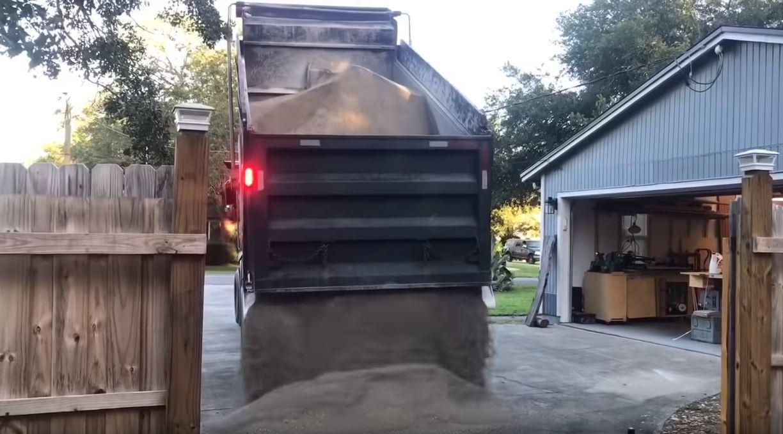 Delivering The Road Base