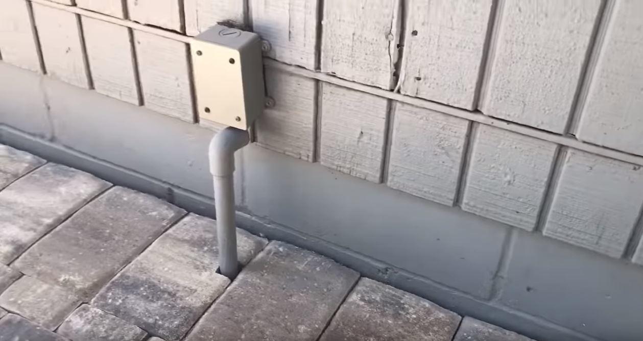 Trim Bricks For Pipes