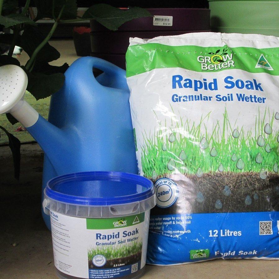 Manna Gum Building and Garden Supplies Ferntree Gully Rapid Soak