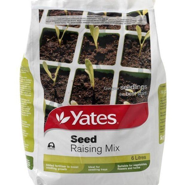 Manna Gum Building and Garden Supplies Ferntree Gully Seed Raising Mix